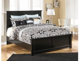 Signature Design by Ashley King Panel Bed in black B138B12