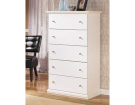 Signature Design by Ashley Bedroom Bostwick Shoals Chest in White B139-46