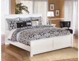 Signature Design by Ashley King Panel Bed in white B139B11