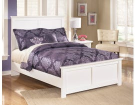 Signature Design by Ashley Full Panel Bed in white B139B10