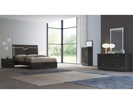 K Elite Stark Series Bedroom Set in Grey Angley B162