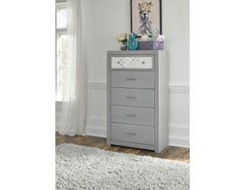 Signature Design by Ashley Arcella Chest in Dove Grey B176