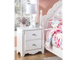 Signature Design by Ashley Nightstand in White B188-92