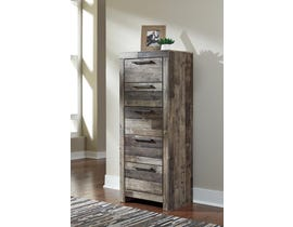 Signature Design by Ashley Derekson Collection Narrow Chest in Multi-Grey B200-11