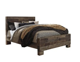 Signature Design by Ashley Derekson Collection Queen Bed in Multi-Gray B200-57-54-96