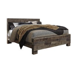 Signature Design by Ashley Derekson Collection King Panel Bed in Multi-Gray B200-58-56-97