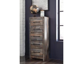 Signature Design by Ashley Drystan Collection Engineered Wood Narrow Chest in Multi B211-11