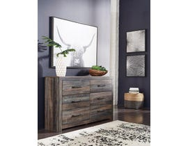 Signature Design by Ashley Drystan Collection Engineered Wood Dresser in Multi B211-31