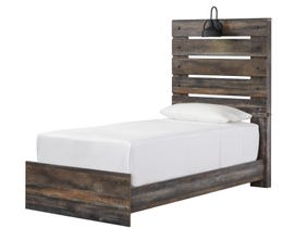 Signature Design by Ashley Twin Panel Bed in Multi B211B43