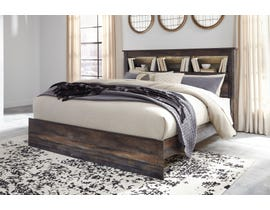 Signature Design by Ashley Full Bookcase Bed in Multi B211B46