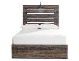Signature Design by Ashley Drystan Collection Engineered Wood Full Panel Bed in Multi B211-87-86-84