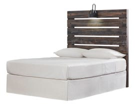 Signature Design by Ashley Full Panel Bed in Multi B211B3
