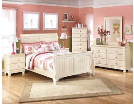 Signature Design by Ashley Bedroom Cottage Retreat 7-piece bedroom set B213