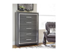 Signature Design by Ashley Chest of Drawers in Gray B214-46