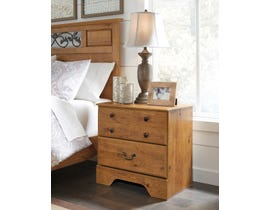 Signature Design by Ashley Bittersweet Nightstand in Light Brown B219