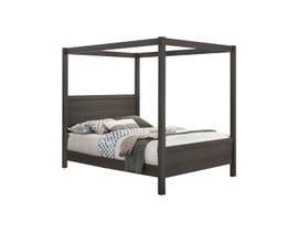 Dickson Furniture Sabrina Series Bed in Grey B21901