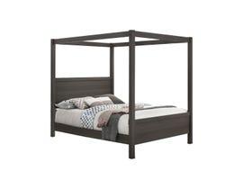 Dickson Furniture Sabrina Series King Bed in Grey B21901