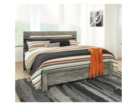 Signature Design by Cazenfeld Ashley Panel Bed in Black/Grey B227