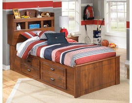Signature Design by Ashley Twin Panel Bed with Storage B228B12