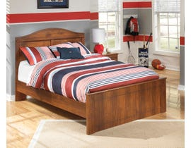 Signature Design by Ashley Full Panel Bed in medium brown B228B5