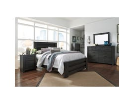 Signature Design by Ashley Brinxton Bedroom Set in Charcoal B249