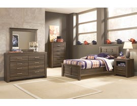 Signature Design by Ashley Bedroom Juararo 6-piece Twin Bedroom Set B251-21