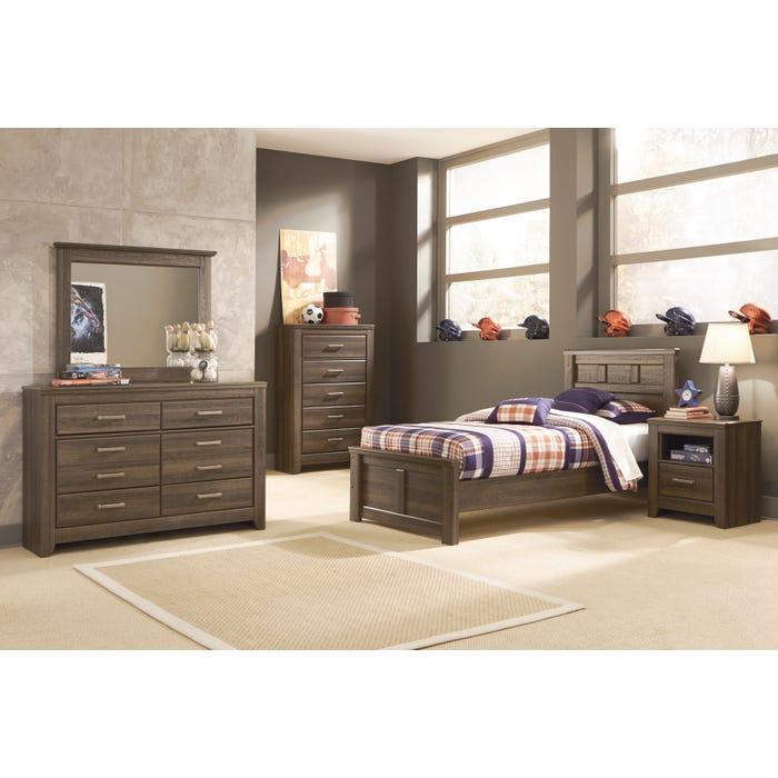 Signature Design by Ashley Bedroom Juararo 6-piece Twin Bedroom Set B251-21