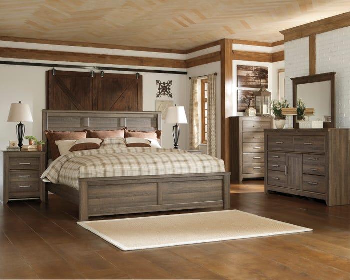 best website e26b4 5f80b Signature Design by Ashley Bedroom Juararo 6-piece King Bedroom Set B251-31