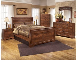 Signature Design by Ashley Bedroom Timberline 6-piece Queen Bedroom Set B258