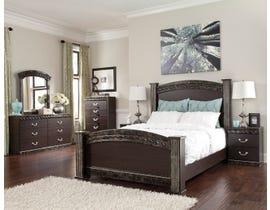 Signature Design by Ashley Bedroom Vachel 6-piece Queen Bedroom Set B264