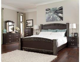 Signature Design by Ashley Bedroom Vachel 6-piece King Bedroom Set B264