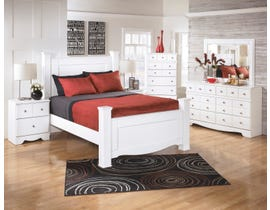 Signature Design by Ashley Bedroom Weeki 6-piece Queen Bedroom Set B270