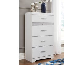 Signature Design by Ashley Jallory Chest in White Walnut B302