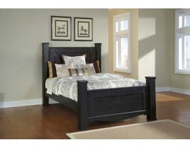 Signature Design by Ashley Queen Poster Bed in Black B314B1