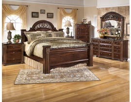 Signature Design by Ashley Bedroom Gabriela 6-piece King Bedroom Set B347