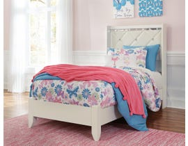 Signature Design by Ashley Bedroom Dreamur Twin size 2-piece bed B351
