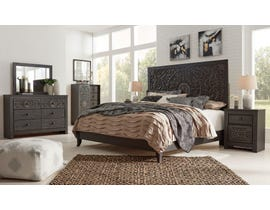 Signature Design by Ashley Paxberry Bedroom Set in Vintage Brown B381