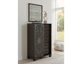 Signature Design by Ashley Paxberry Chest in Vintage Brown B381