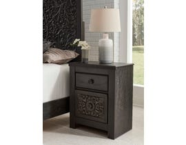 Signature Design by Ashley Paxberry Nightstand in Vintage Brown B381