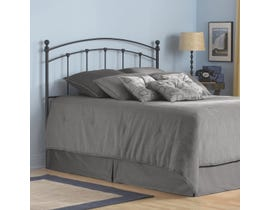 Sinca Sanford Headboard in Matte Black B4244