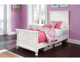 Signature Design by Ashley Bedroom Kaslyn 3-piece Twin bed B502