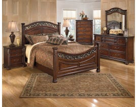 Signature Design by Ashley Bedroom Leahlyn 6-piece Queen Bedroom Set B526