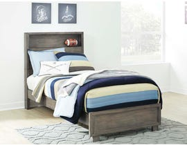 Signature Design by Ashley Twin Storage Bed in Gray B552B4