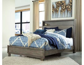 Signature Design by Ashley King Storage Bed in Gray B552B8