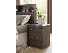 Signature Design by Ashley Vay Bay Nightstand in Charcoal B7011