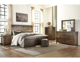 Signature Design by Ashley Lakeleigh Bedroom Set in Brown B718