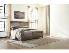 Signature Design by Ashley Lakeleigh Panel Bed in Brown B718