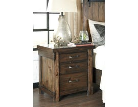 Signature Design by Ashley Lakeleigh Nightstand in Brown B718