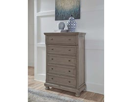 Signature Design by Ashley Chest of Drawers in Light Gray B733-46
