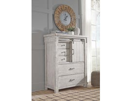 Signature Design by Ashley Chest of Drawers in White B740-46